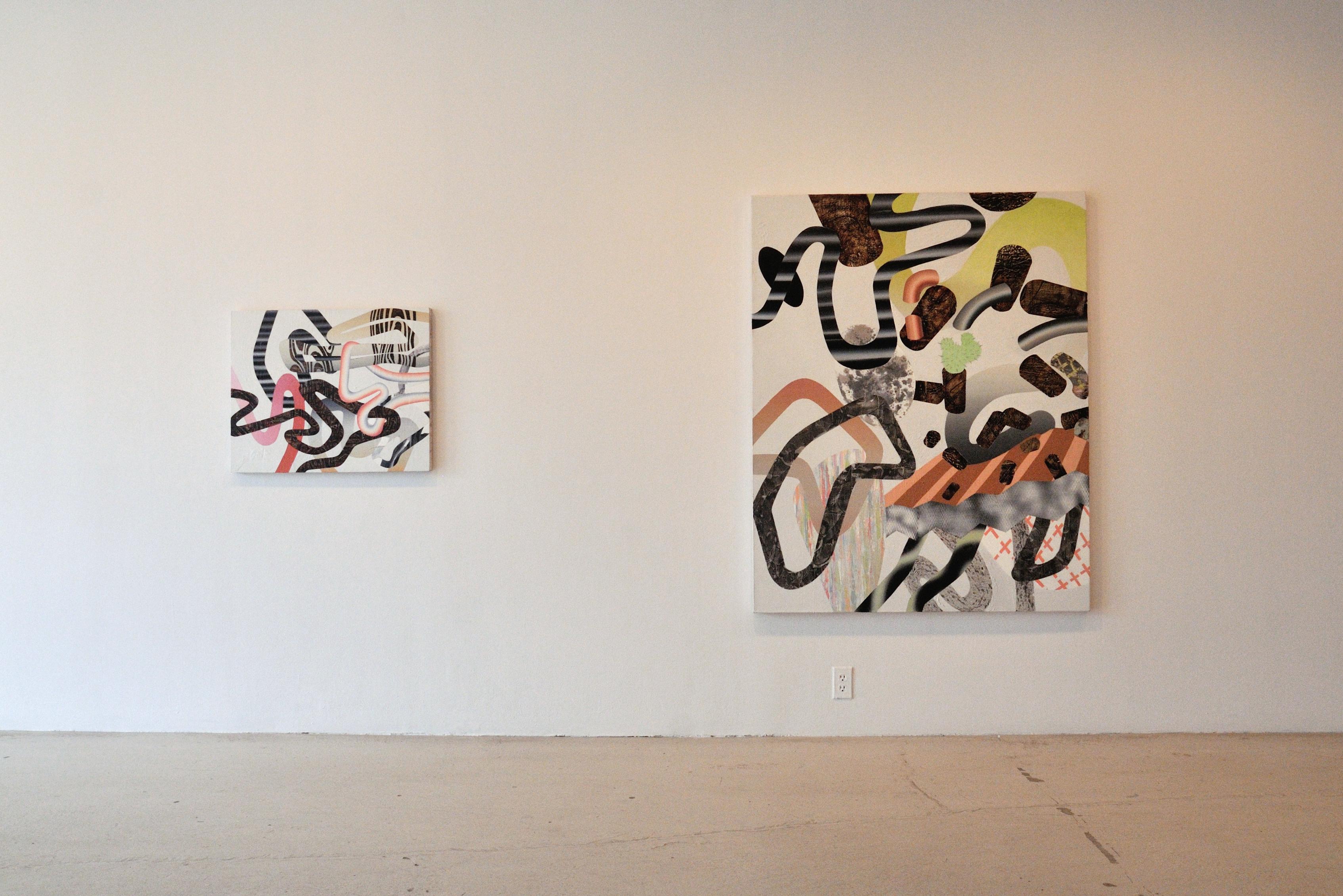 Dissimulations, Galerie-B312, 2013