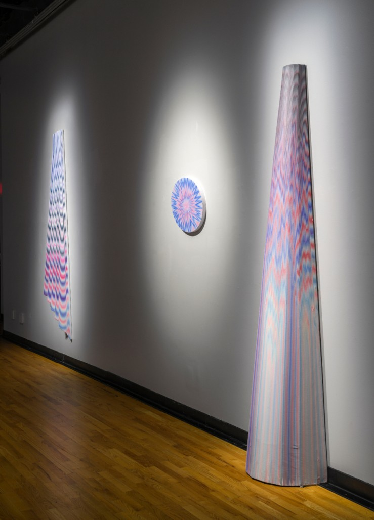 Exposition Shapé, Maison de la Culture Frontenac, 2019